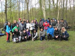 Duke of Edinburgh practice success