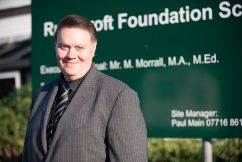 Mark Morrall, M.A., M.Ed - Headteacher, Chingford School