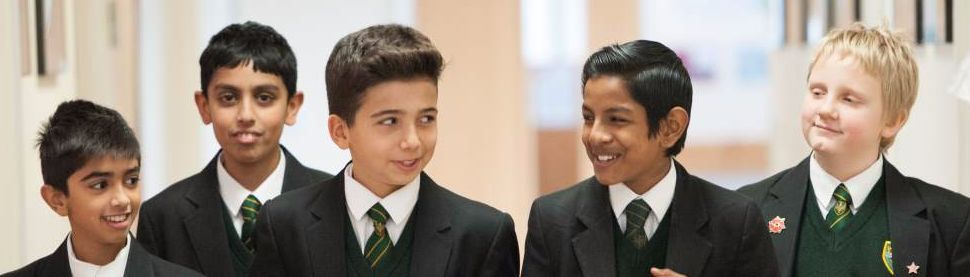 Life at Rushcroft Foundation School