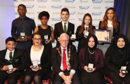 Jack Petchey Award winners 2014